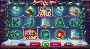 игровой автомат netent секреты рождества